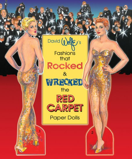 David Wolfe's Fashions that Rocked & Wrecked the Red Carpet - Click Image to Close