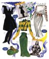Marsha Hunt Paper Dolls