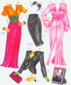 Veronica Lake Paper Dolls
