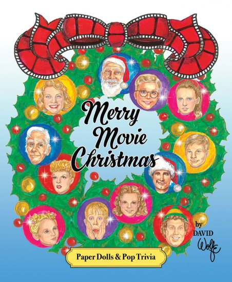 Merry Movie Christmas Paper Dolls and Pop Trivia - Click Image to Close