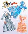 Donna Reed Paper Dolls