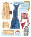Fashion Icons Princess Diana and Jacqueline Kennedy Paper Dolls