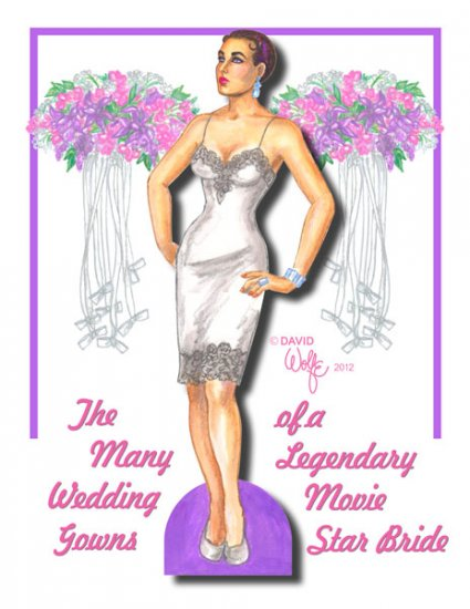 Movie Star Bride - Click Image to Close