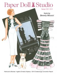 Paper Doll Studio Magazine Issue 112, Favorite Mysteries