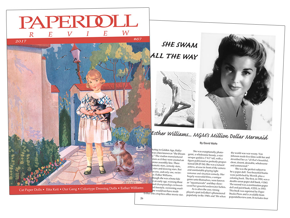 Esther Williams Article